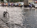 Hà Nội: Giảm thêm nhiều điểm úng ngập trong mùa mưa 2018