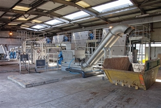 Huber Technology  cung cấp thiết bị xử lý bùn mới cho thành phố Riverside, California