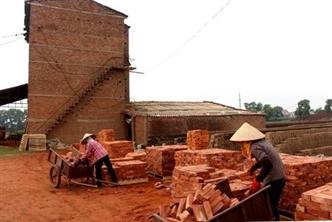 Đến năm 2020, chấm dứt lò gạch thủ công gây ô nhiễm tại Khánh Hòa