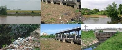 Hưng Yên: Tình trạng sông Bắc Hưng Hải ngày càng ô nhiễm trầm trọng