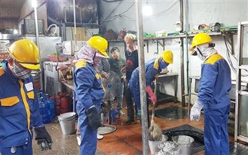 Tách dầu mỡ khỏi nước thải trước khi xả ra môi trường - Vấn đề cấp bách cần được giải quyết