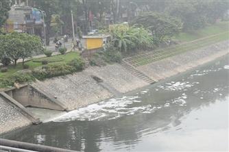 Hà Nội : Gần 80% nước thải chưa được xử lý