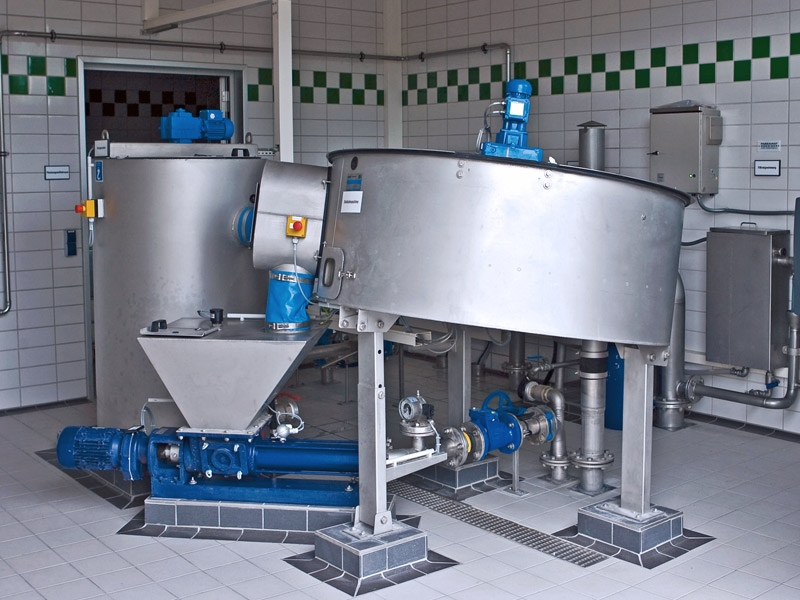 HUBER Disc Thickener S-DISC2