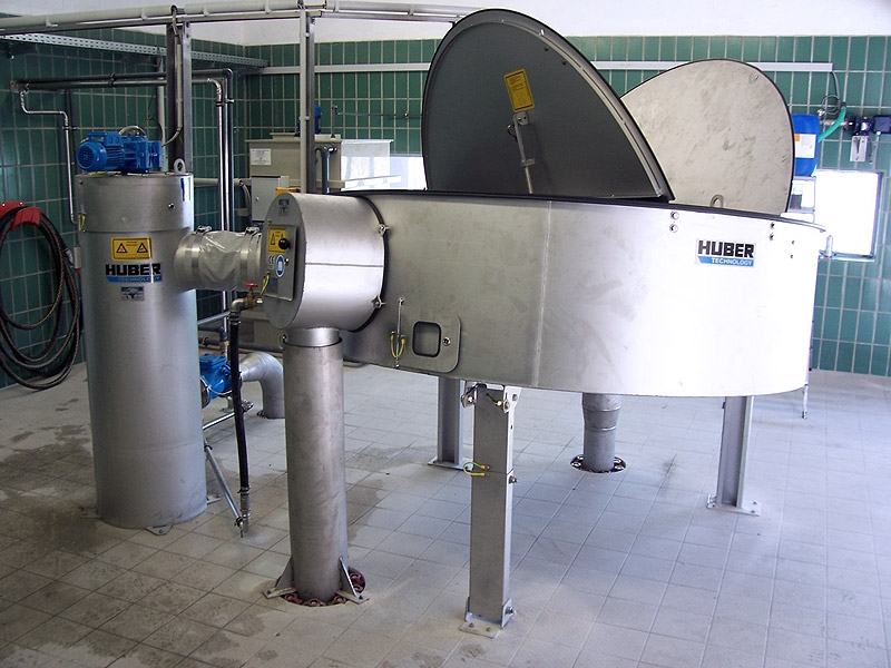 HUBER Disc Thickener S-DISC3