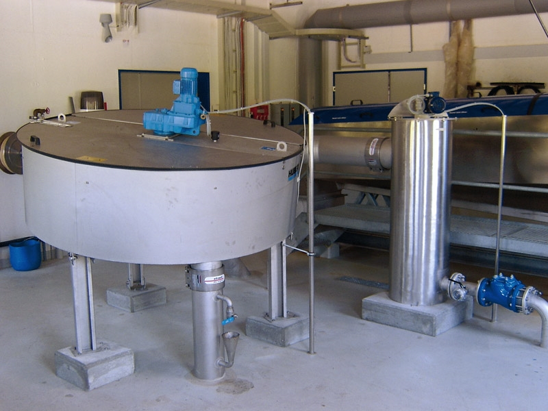HUBER Disc Thickener S-DISC6