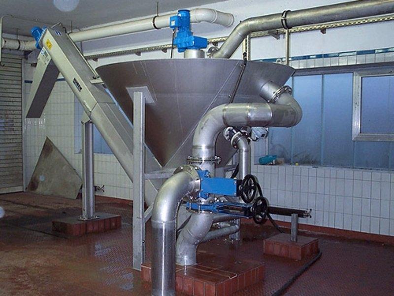 HUBER Coanda Grit Washing Plant RoSF43