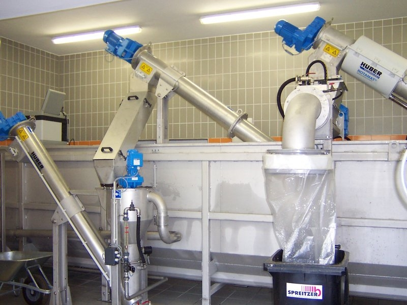 HUBER Grit Washer RoSF4 T