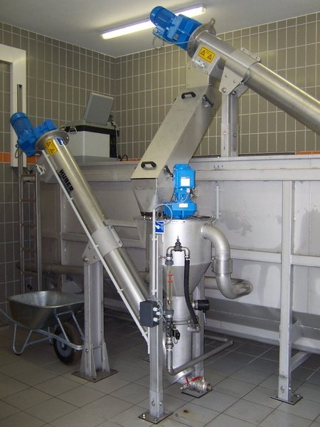 HUBER Grit Washer RoSF4 T3