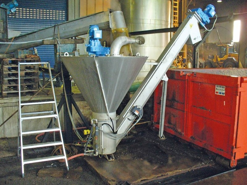 HUBER Grit Washer RoSF G4E2