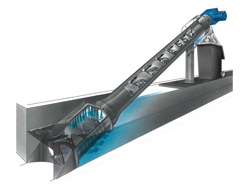 HUBER Micro Strainer ROTAMAT® Ro9