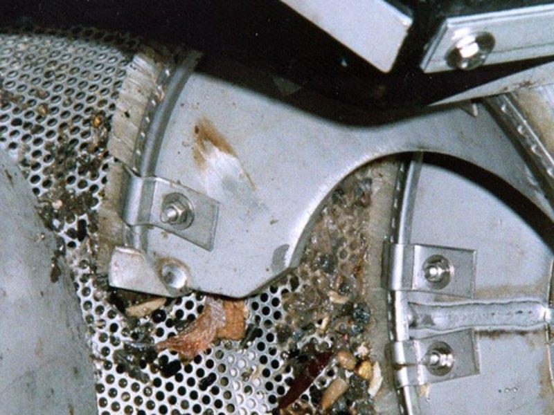 HUBER Micro Strainer ROTAMAT® Ro92