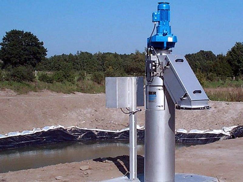 HUBER Pumping Stations Screen ROTAMAT® RoK43